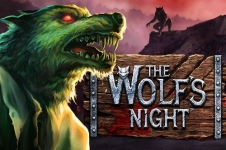 Netent lanceert The Wolf's Night